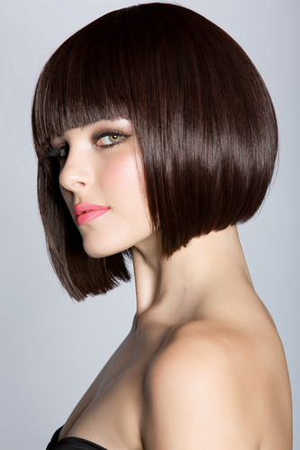 A Line Bob Haircut Is Always Your Right Choice Home